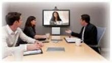 GIẢI PHÁP VIDEO CONFERENCE 4 ĐIỂM (FULL HD) VỚI EVC300 CỦA AVER