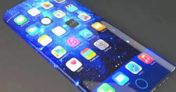 Thiết kế iPhone 8 màn hình cong, camera đôi