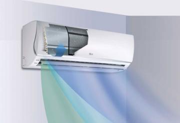 Điều hòa máy nén 8 cực làm lạnh nhanh và tiết kiệm điện